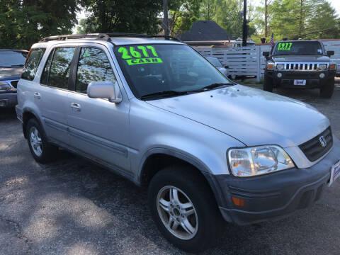 1999 Honda CR-V for sale at Klein on Vine in Cincinnati OH