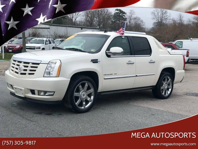 2010 Cadillac Escalade EXT for sale at Mega Autosports in Chesapeake VA