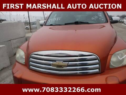 2006 Chevrolet HHR for sale at First Marshall Auto Auction in Harvey IL