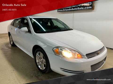 2013 Chevrolet Impala for sale at Orlando Auto Sale in Orlando FL
