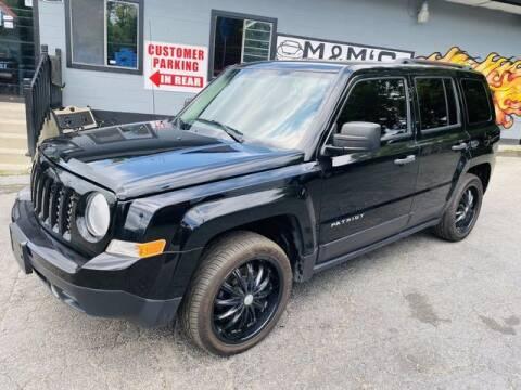 2014 Jeep Patriot for sale at M&M's Auto Sales & Detail in Kansas City KS