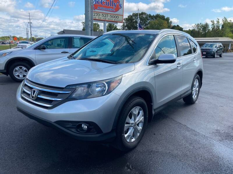 2014 Honda CR-V for sale at McCully's Automotive - Trucks & SUV's in Benton KY