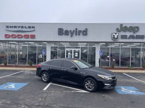 2019 Kia Optima for sale at Bayird Truck Center in Paragould AR
