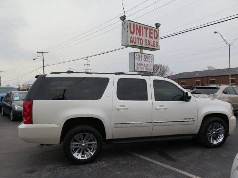 2011 GMC Yukon XL for sale at United Auto Sales in Oklahoma City OK