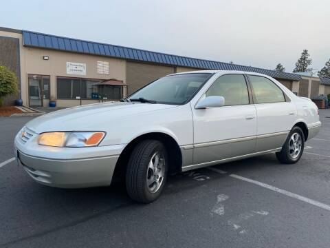 1999 Toyota Camry for sale at Exelon Auto Sales in Auburn WA
