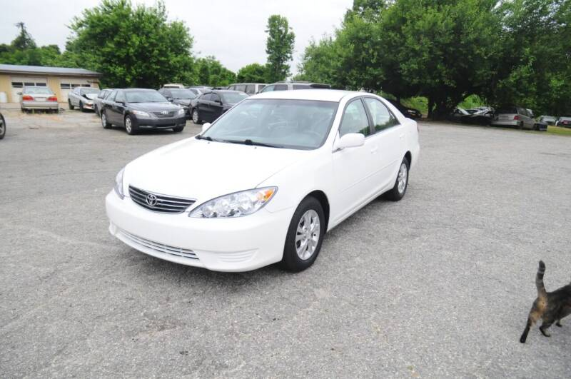 2005 Toyota Camry for sale at RICHARDSON MOTORS USED CARS - Buy Here Pay Here in Anderson SC