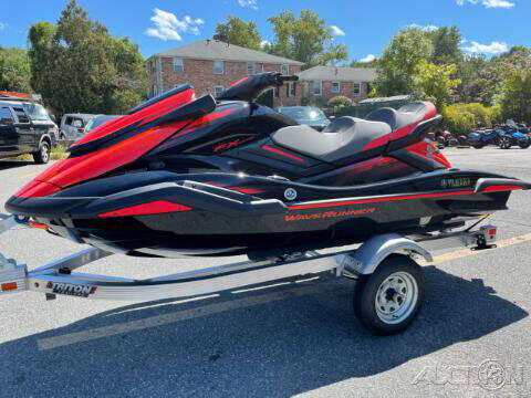 2021 Yamaha FX LIMITED SVHO for sale at ROUTE 3A MOTORS INC in North Chelmsford MA