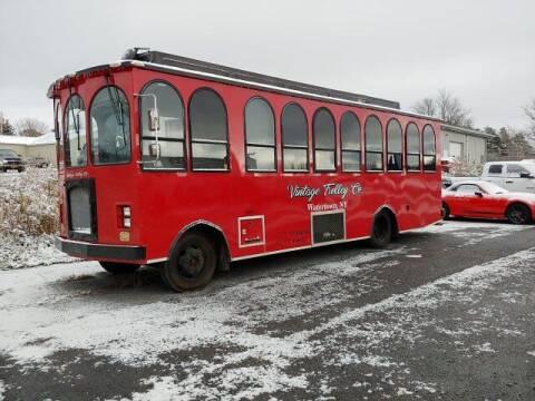 1991 Oshkosh Mid Line Chassis