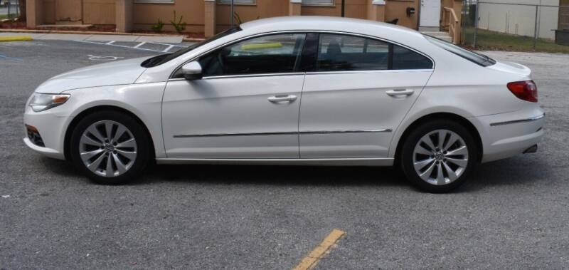 2010 Volkswagen CC for sale at GARAGE ZERO in Jacksonville FL