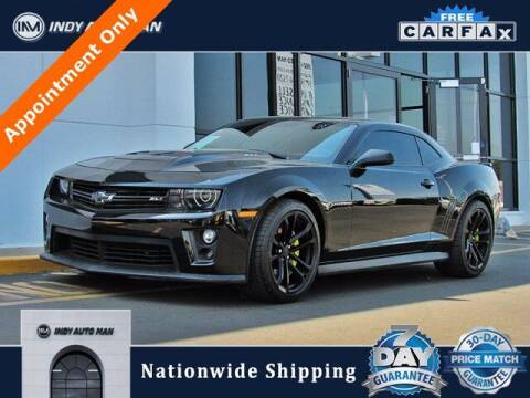 2014 Chevrolet Camaro for sale at INDY AUTO MAN in Indianapolis IN