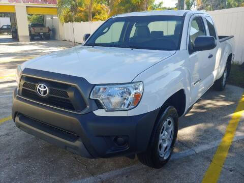 2015 Toyota Tacoma for sale at Autos by Tom in Largo FL