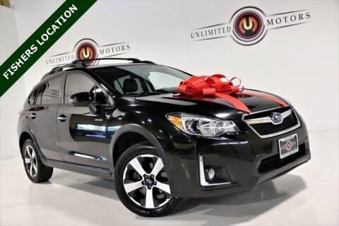 2016 Subaru Crosstrek for sale at Unlimited Motors in Fishers IN