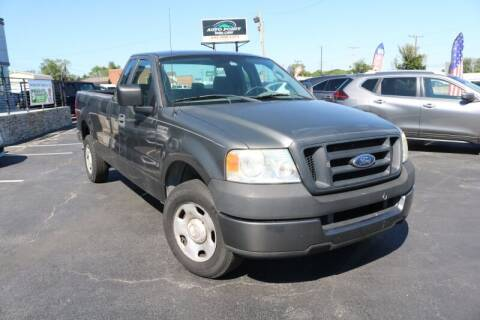 2005 Ford F-150 for sale at AUTO POINT USED CARS in Rosedale MD