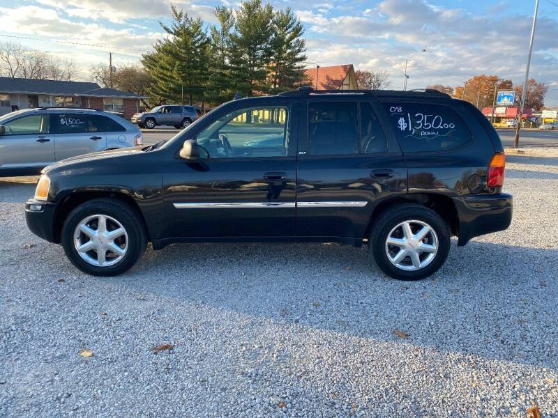 2008 GMC Envoy for sale at Approved Automotive Group in Terre Haute IN