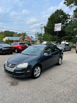 2009 Volkswagen Jetta for sale at NEWFOUND MOTORS INC in Seabrook NH