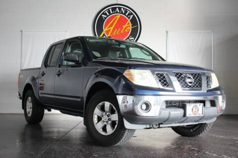 2011 Nissan Frontier for sale at Atlanta Auto Brokers in Cartersville GA