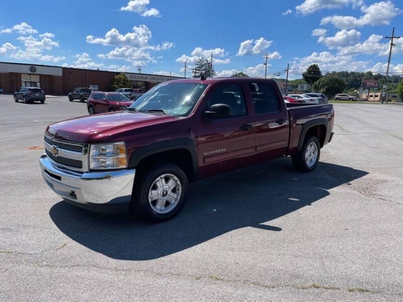 2013 Chevrolet Silverado 1500 for sale at Carl's Auto Incorporated in Blountville TN