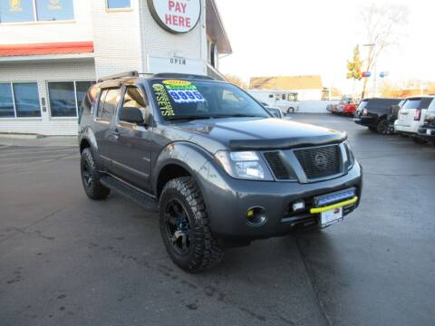 2010 Nissan Pathfinder for sale at Auto Land Inc in Crest Hill IL