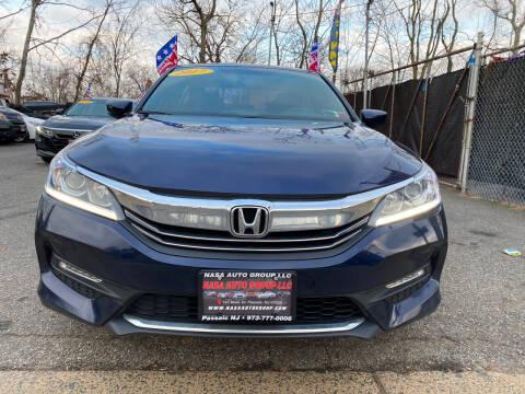 2017 Honda Accord for sale at Nasa Auto Group LLC in Passaic NJ