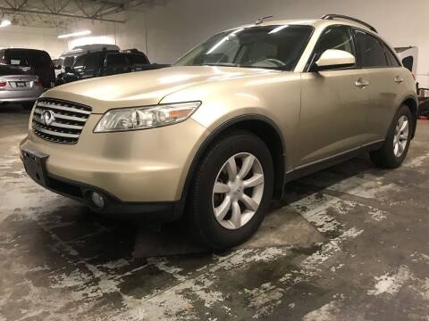 2003 Infiniti FX35 for sale at Paley Auto Group in Columbus OH