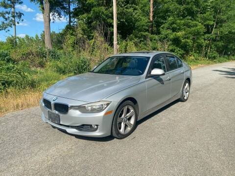 2013 BMW 3 Series for sale at Speed Auto Mall in Greensboro NC