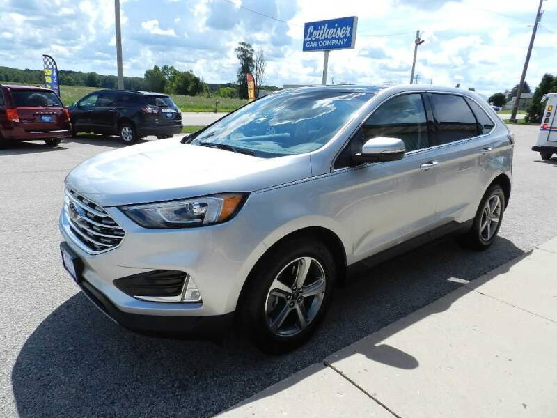 2019 Ford Edge for sale at Leitheiser Car Company in West Bend WI