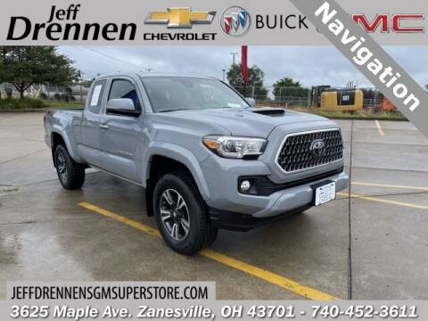 2019 Toyota Tacoma for sale at Jeff Drennen GM Superstore in Zanesville OH