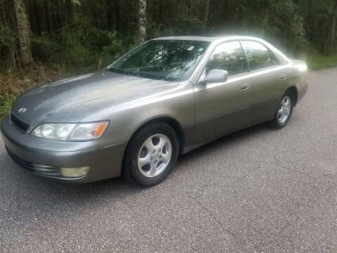 1998 Lexus ES 300 for sale at J & J Auto Brokers in Slidell LA