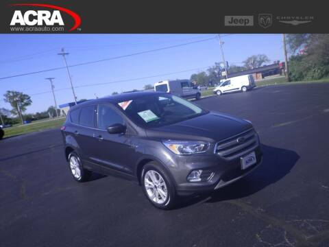 2019 Ford Escape for sale at BuyRight Auto in Greensburg IN