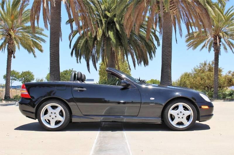 1999 Mercedes-Benz SLK for sale at Miramar Sport Cars in San Diego CA