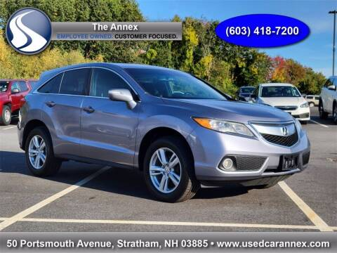 2015 Acura RDX for sale at The Annex in Stratham NH