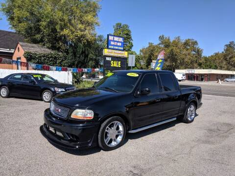 2002 Ford F-150 for sale at Right Choice Auto in Boise ID