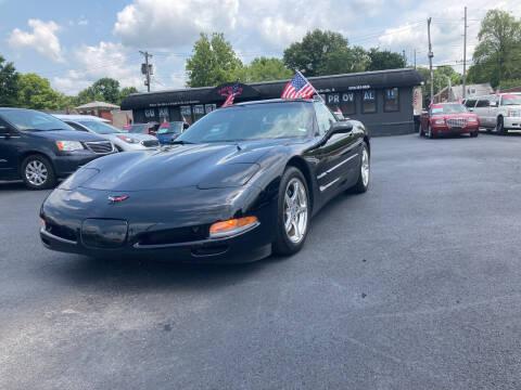 2000 Chevrolet Corvette for sale at Savannah Motors in Belleville IL