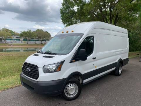 2015 Ford Transit Cargo for sale at Powerhouse Automotive in Tampa FL