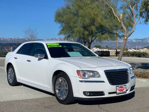2013 Chrysler 300 for sale at Esquivel Auto Depot in Rialto CA