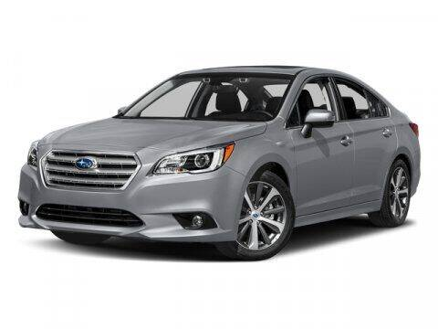 2017 Subaru Legacy for sale at Mike Murphy Ford in Morton IL