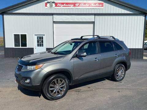 2011 Kia Sorento for sale at Highway 9 Auto Sales - Visit us at usnine.com in Ponca NE