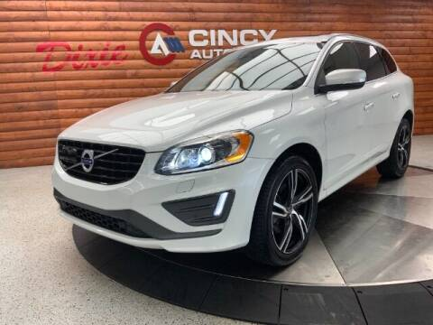 2017 Volvo XC60 for sale at Dixie Motors in Fairfield OH