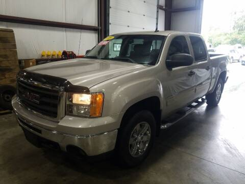 2009 GMC Sierra 1500 for sale at Hometown Automotive Service & Sales in Holliston MA