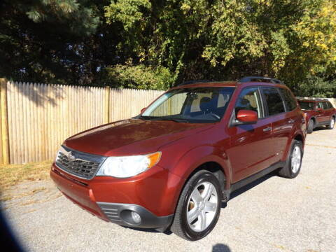 2009 Subaru Forester for sale at Wayland Automotive in Wayland MA
