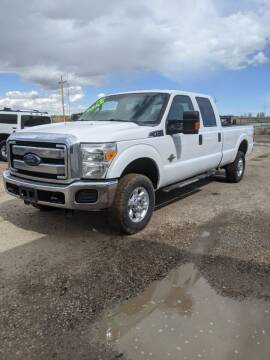 2014 Ford F-350 Super Duty for sale at HORSEPOWER AUTO BROKERS in Fort Collins CO