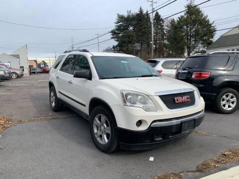 2010 GMC Acadia for sale at Alpha Motors in Scranton PA