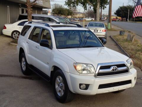 2007 Toyota 4Runner for sale at Auto Starlight in Dallas TX