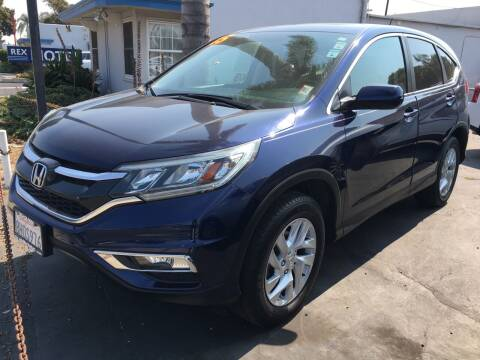 2015 Honda CR-V for sale at Auto Max of Ventura in Ventura CA