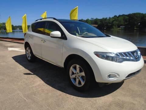 2010 Nissan Murano for sale at Lake Carroll Auto Sales in Carrollton GA