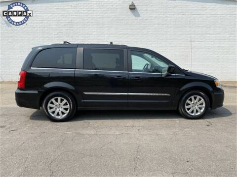 2014 Chrysler Town and Country for sale at Smart Chevrolet in Madison NC