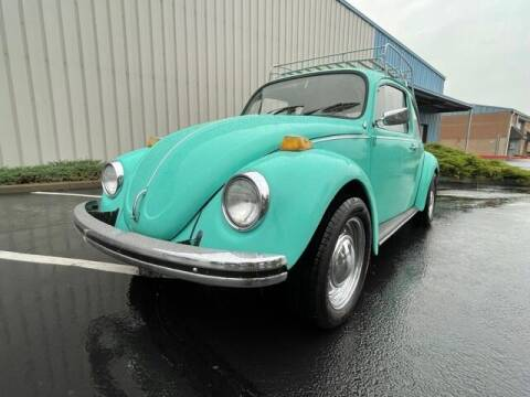 1971 Volkswagen Beetle for sale at Parnell Autowerks in Bend OR