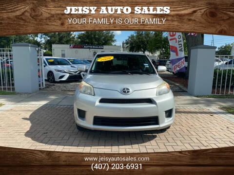 2009 Scion xD for sale at JEISY AUTO SALES in Orlando FL