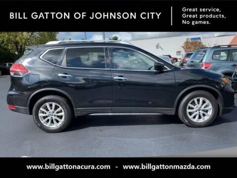 2017 Nissan Rogue for sale at Bill Gatton Used Cars - BILL GATTON ACURA MAZDA in Johnson City TN