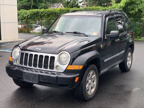 2005 Jeep Liberty for sale at MAGIC AUTO SALES in Little Ferry NJ